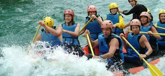 Rafting - Eaux vives