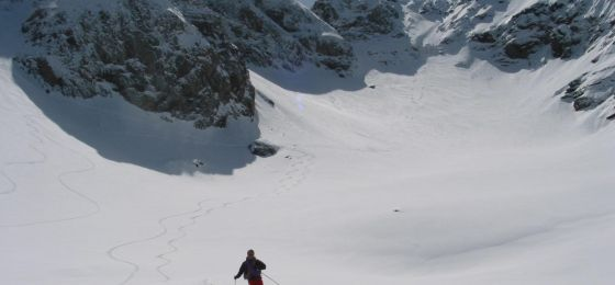 Ski hors piste / Free Ride
